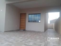 Casa à venda, 64 m² por R$ 155.000,00 - Monte Cristo - Mandaguaçu/PR