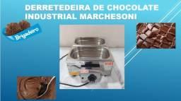 Derretedeira de chocolate Industrial Marchesoni