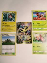 Cartas Pokemon - cards TCG