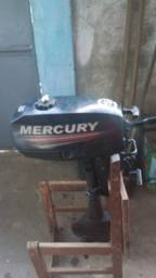 Motor de popa Mercury  3.3hp