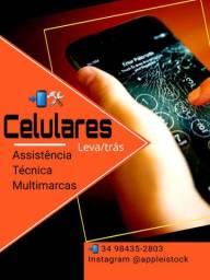Celulares troca de Tela e baterias, Assistência Técnica Multimarcas