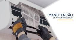 Instalação,Desinstalação,Higienizaçao e Manutenção de Ar-condicionado
