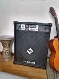 Caixa de som amplificador LL 200 PERFEITO ESTADO, oferta