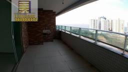 Apartamento No Eco Lagune ,Ponta D Areia ,217m² , Vista mar ,4 Suites