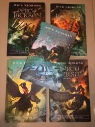 Coleção Percy Jackson