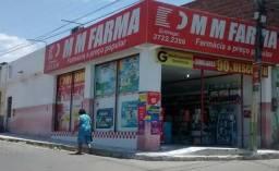 Alugo excelente ponto comercial no bairro do Salgado.