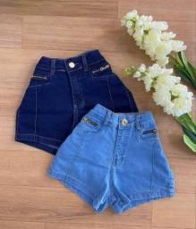 Shorts jeans feminino atacado