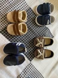 Lote de calçado