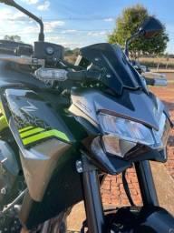Título do anúncio: Z900 Kawasaki 2021 SE apenas 3 mil km ABS, painel TFT, na garantia de fábrica até 2023