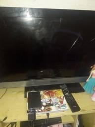 Tv de led pega internet no cabo