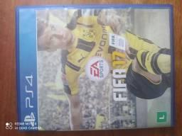 Fifa 17 mídia física PS4