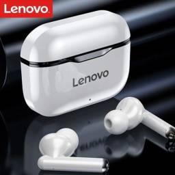 Fone de ouvido Lenovo LP1 tws bluetooth original