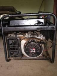 Gerador 6.5 kva gasolina