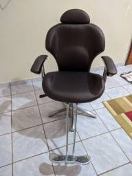 Cadeira de barbeiro