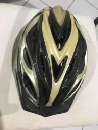 Capacete de bike asw com regulador de quengo ;-)