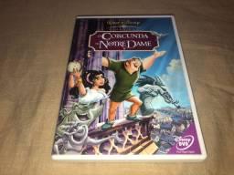 DVD O Corcunda de Notre Dame - 1ª Edição