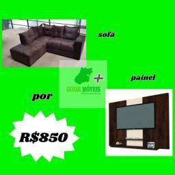 Kit sala de estar sofá  sofá  sofá sofá