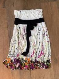 Vestido Florido TAM P