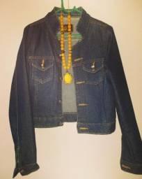 Promoção de linda jaqueta jeans! Imperdível!