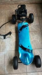 Skate a gasolina 50cc drop caver boarding