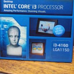 Processador Intel Core i3 4160 - LGA1150