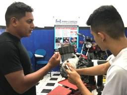 Curso de Formação em Mecânica de Motos - Completo!!!