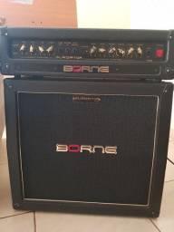 Amplificador guitarra stack 4x8