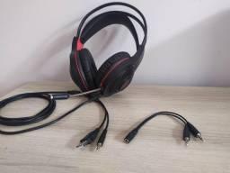 Headset Para Pc Xbox Ps4 Celular - Excelente qualidade