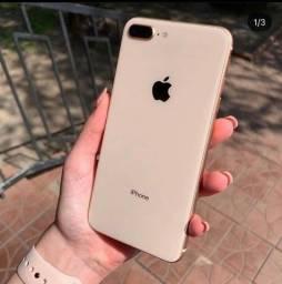 Título do anúncio: Queima Total!! iPhone 8 Plus Vitrine Original Apple Impecáveis Baixo Juros 18x Brindes
