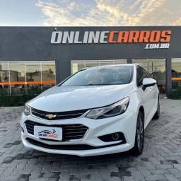 Título do anúncio: Chevrolet - CRUZE LTZ 1.4 TURBO 16v Flex Aut. 2018