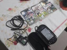 PSP MUITO CONSERVADO + JOGOS