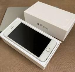 iPhone 6 Prata 64GB