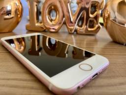 Iphone 6s 32gb Ouro Rosa Impecável