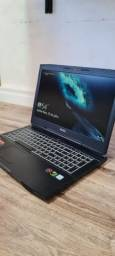 Notebook Gamer Avell G1513 1050ti i7 16gb 15.6'