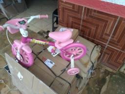 Bicicleta infantil aro 12 promoção.