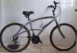 Bicicleta Caloi 100 Aro 26 - 21 Marchas