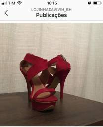 Sandália elegante