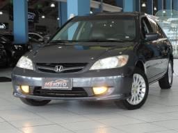 Honda Civic 2005 Impecável 100.000 km