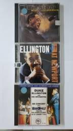 Lote 3 Cds - Duke Ellington