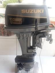 MOTOR SUZUKI 15 HP