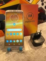Moto E5 plus Gold