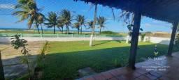 Título do anúncio: Casa beira à mar na praia de Genipabu