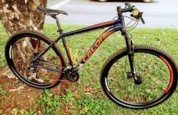 Vendo bike Caloi explorer aro 29 quadro 17