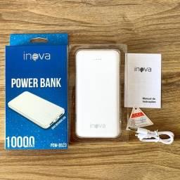Power Bank slim 10000mAh Inova em promoção