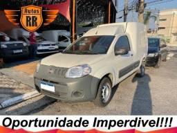 Fiat Fiorino Hard Working 1.4 Flex Completa Bau térmico 2018 Autos RR