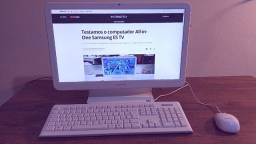 Computador All-in-One Samsung E5 TV