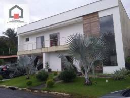 Casa no Residencial Casatanheira, 390 m², 5 Suítes, Sendo 1 Suíte Super Master, 3 Vagas, à