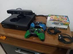 Xbox 360 (Original Travado) - Semi Novo
