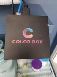 Vendo Receptor Color Box Iptv