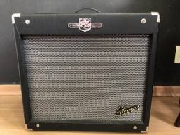 Cubo Amplificador P/ Baixo Staner Bx-200a . Barbada !